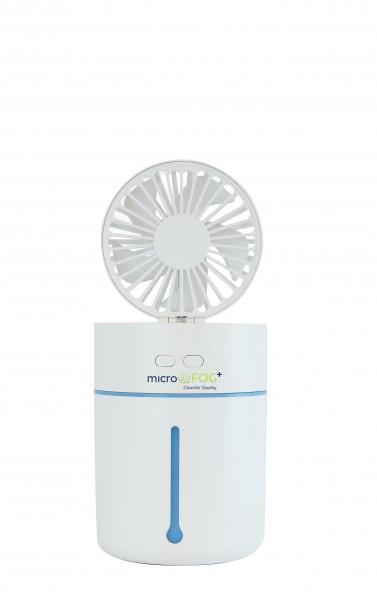 microFOG+ Ultraschallvernebler für hygienische Luft- & Oberflächenbefeuchtung