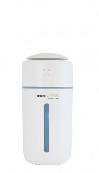 microFOG Ultraschallvernebler für hygienische Luft- & Oberflächenbefeuchtung