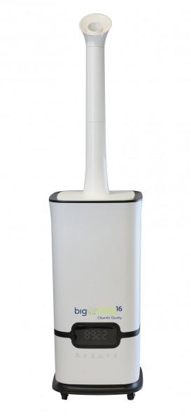 BigFOG Ultraschallvernebler für hygienische Luft- & Oberflächenbefeuchtung
