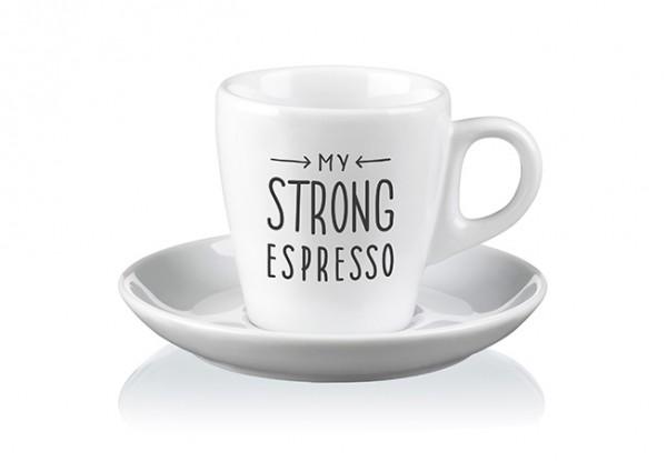 Strong Espresso Set