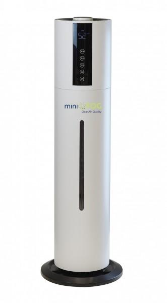 MiniFOG Ultraschallvernebler für hygienische Luft- & Oberflächenbefeuchtung